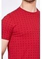 Hemington Tişört Kırmızı